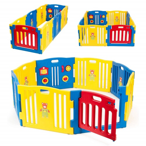 The Best Baby Play Yards For Your Kids To Enjoy