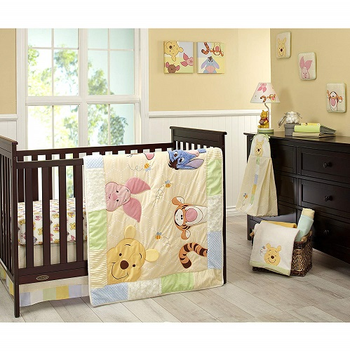 Choosing Girl Crib Bedding Sets For Your Baby - Buy Guide