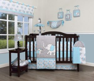 Choosing Girl Crib Beddings For Your Baby