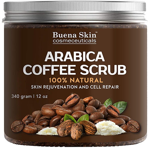 Top 10 Best Coffee Face Scrubs You Must Try