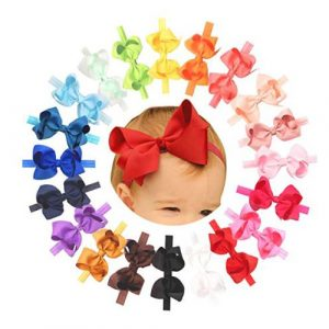 Top Ten Best Baby Headbands Set Reviews