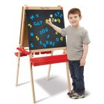Top 10 Best Double-Sided Whiteboard And Chalkboard