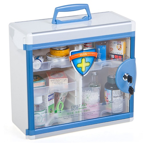 Top 10 Best First Aid Boxes Reviews