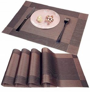 Top 10 Best Placemats Set Reviews In 2019