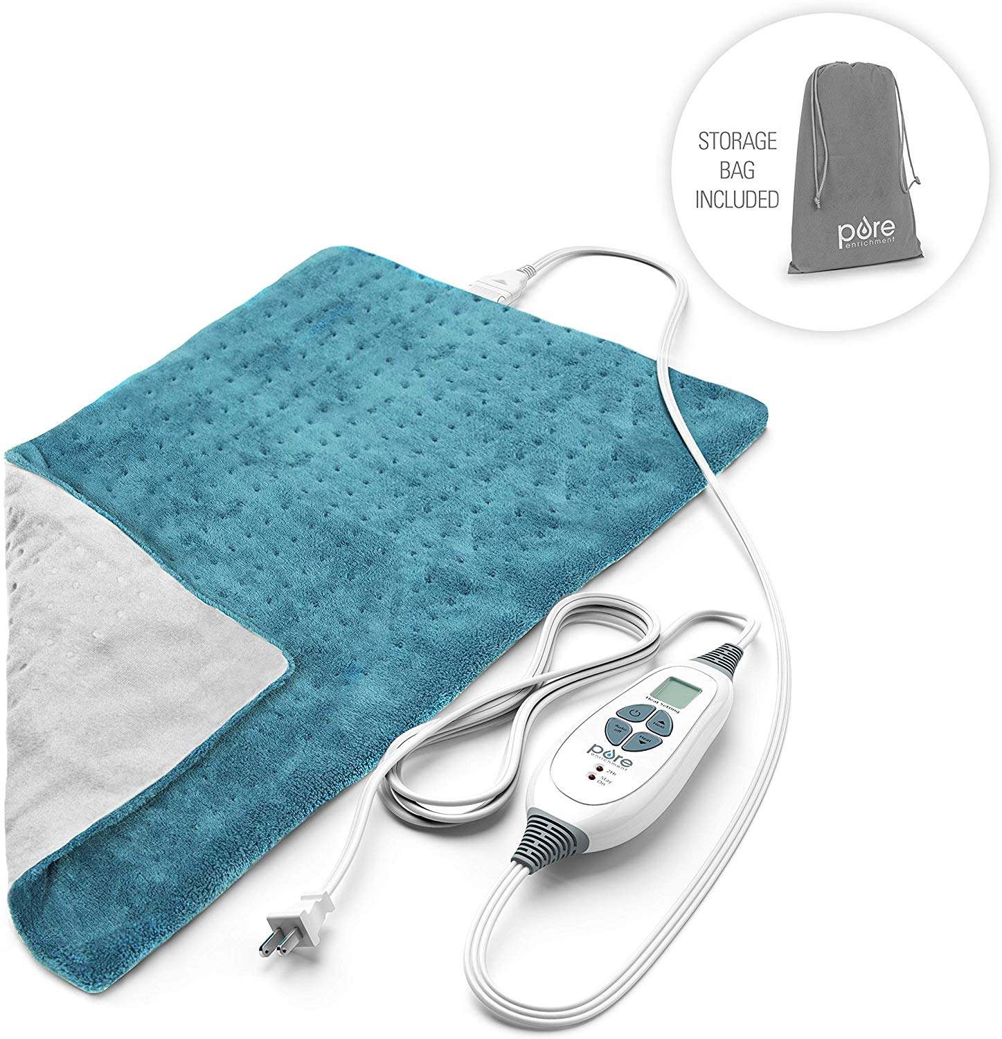 Top 10 Best Heating Pads For Back Pain Reviews in 2020