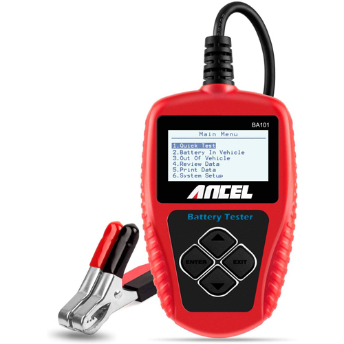 Top 10 Best Battery Load Tester Reviews in 2020