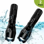 Top 10 Best Waterproof Flashlight in 2020 Reviews
