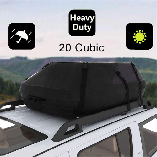 Top 7 Best Cargo Car Box Reviews in 2020