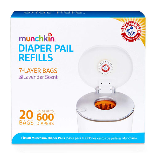 Top 10 Best Diaper Pails Reviews in 2020