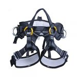 Top 7 Best Climbing Harness for Big Guys in 2020 Reviews