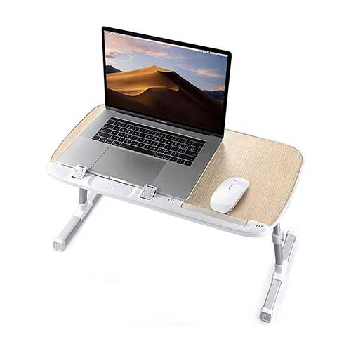 10 Best Adjustable Laptop Tables Reviews