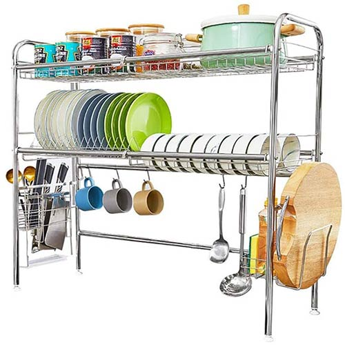 10 Best Dish Drying Rack Reviews